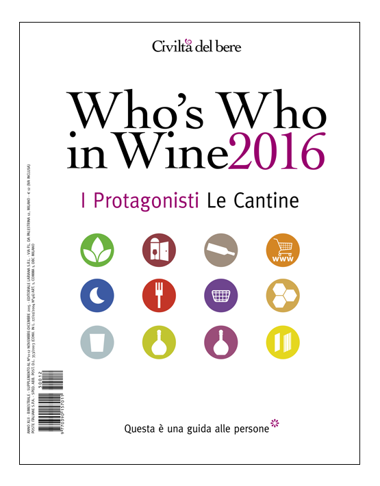 Who's Who in Wine 2016 - Le Cantine