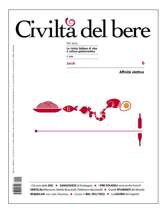 Civiltà del bere 2016/6 cartaceo