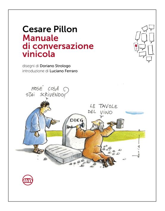 Manuale di conversazione vinicola Pillon