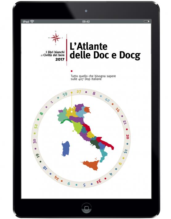 Atlante Doc e Docg 2017