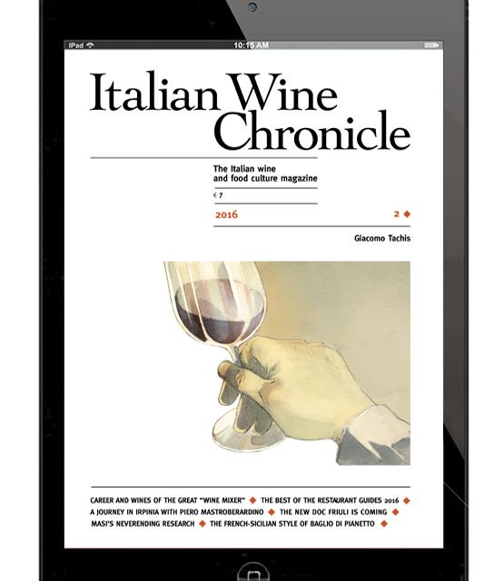 Italian Wine Chronicle 2 2016
