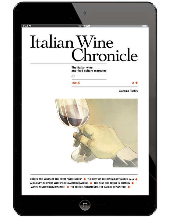Italian Wine Chronicle 2 2016