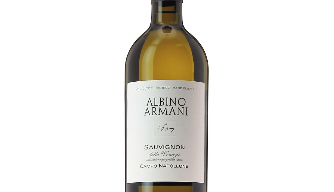 Campo Napoleone, Trevenezie Sauvignon Blanc Igt 2017 - Albino Armani