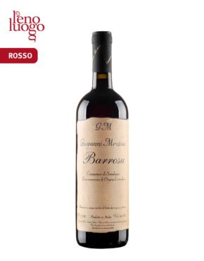 Barrosu, Cannonau di Sardegna Doc 2017 - Giovanni Montisci