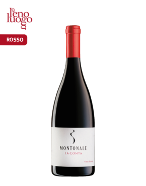 La Conta, Vino Rosso del Garda 2015 - Montonale