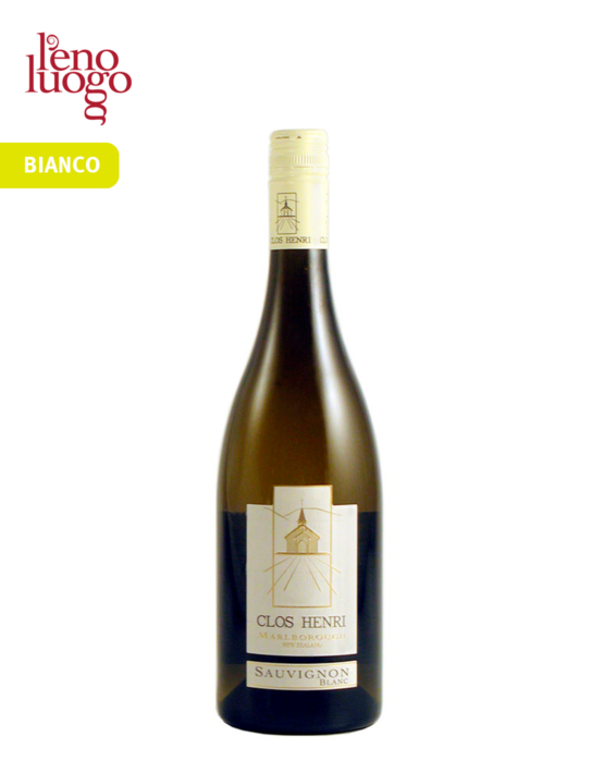Sauvignon blanc Marlborough New Zealand 2016 - Clos Henri