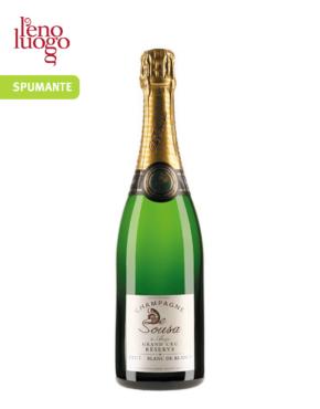 Champagne Blanc de Blancs Grand Cru Reserve - De Sousa