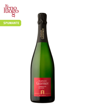 Empreinte, Champagne Brut 1er Cru 2013 - Geoffroy