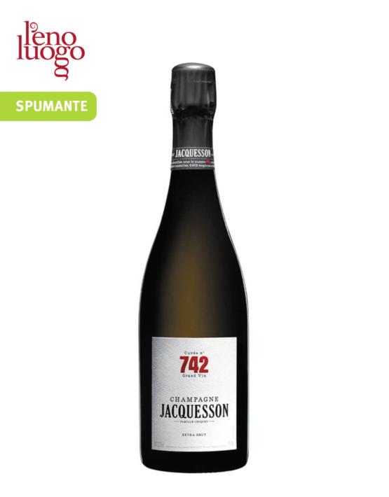 Cuvèe 742, Champagne Extra Brut - Jacquesson