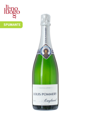 Louis Pommery, England Sparkling Wine Brut - Pommery