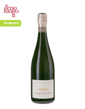 Initial, Champagne Brut Blanc de Blancs Grand Cru - Jacques Selosse