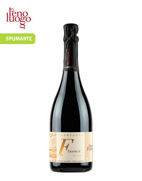 Fluence, Champagne Brut Nature - Franck Pascal
