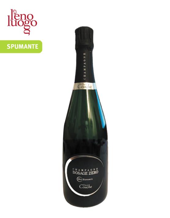 Champagne Dosage Zero Nature - Vincent Couche