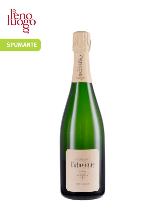 L'Atavique, Champagne Extra Brut Grand Cru - Mouzon Leroux