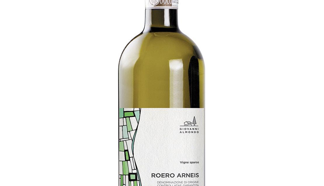 Vigne sparse, Roero Arneis Doc 2016 - Giovanni Almondo