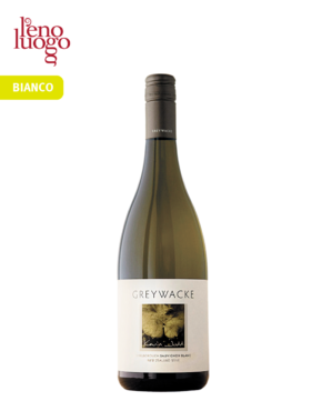 Sauvignon blanc Marlborough New Zealand 2018 - Greywacke