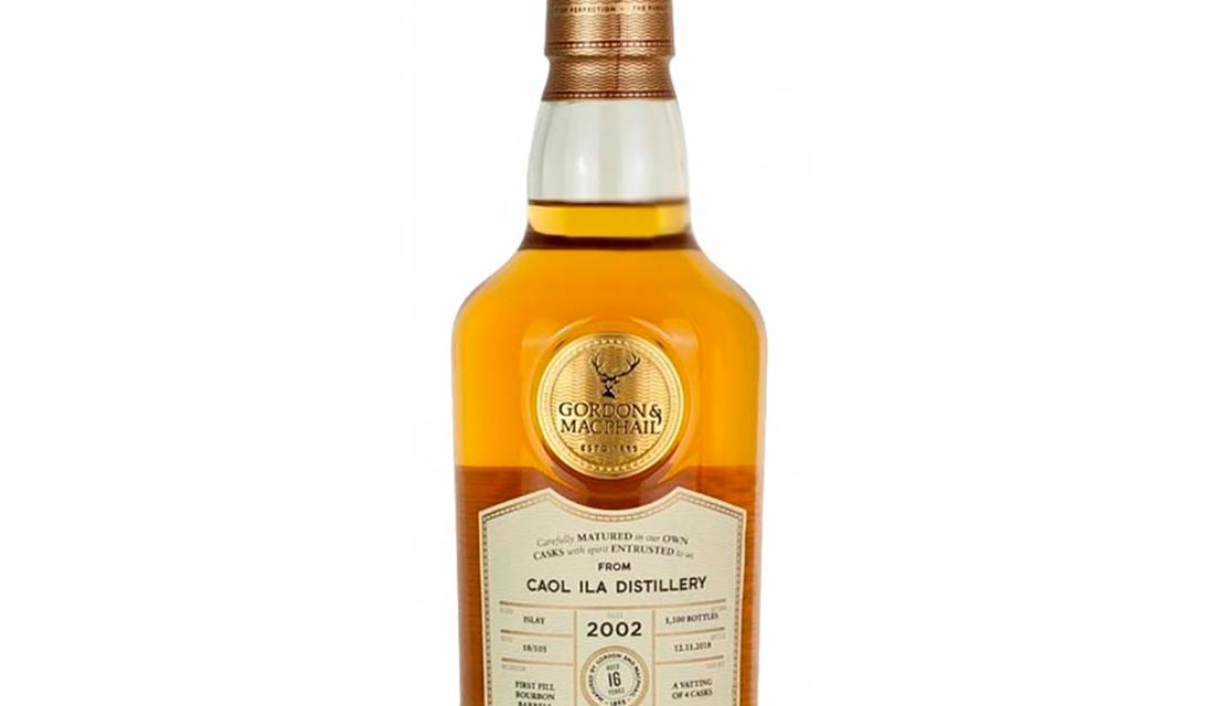 Single Malt Scotch Whisky Caol Ila 2007 - Gordon & Mcphail