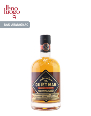 Sherry Finished 12 YO Single Malt Irish Whisky - The Quite Man Blended