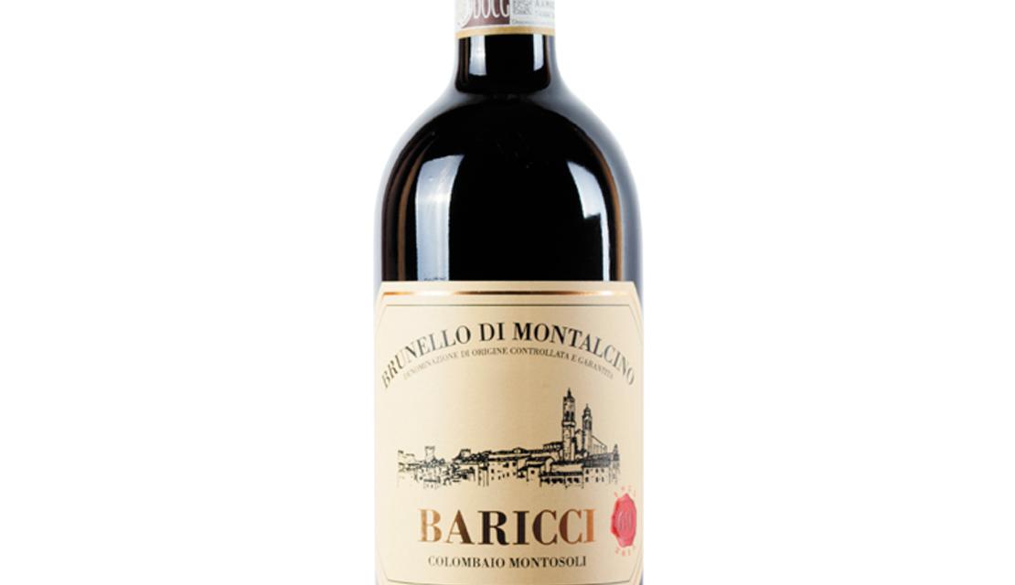 Brunello di Montalcino Docg - Baricci