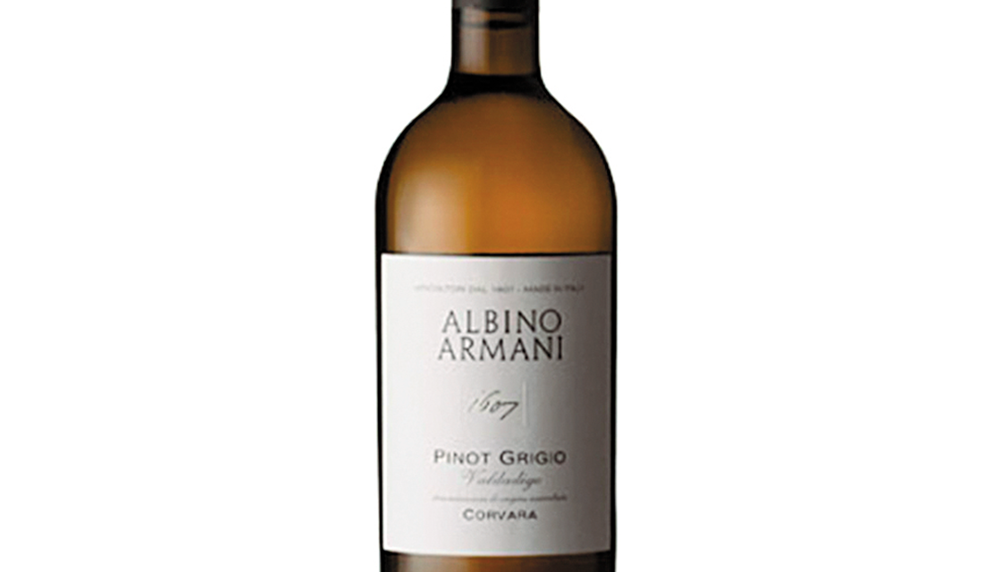 Corvara, Valdadige Pinot grigio Doc 2017 - Albino Armani