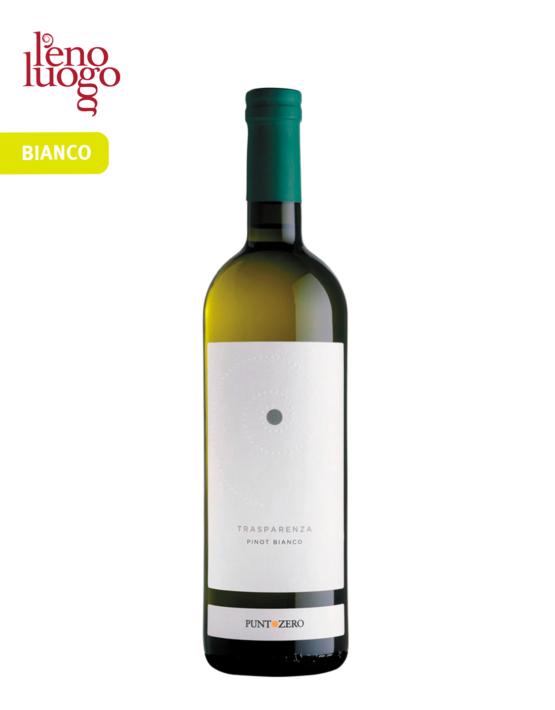 Trasparenza, Colli Berici Pinot bianco Doc 2018 - Puntozero
