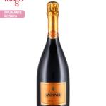 Parosé, Franciacorta Rosé Pas Dosé Docg 2015 - Mosnel
