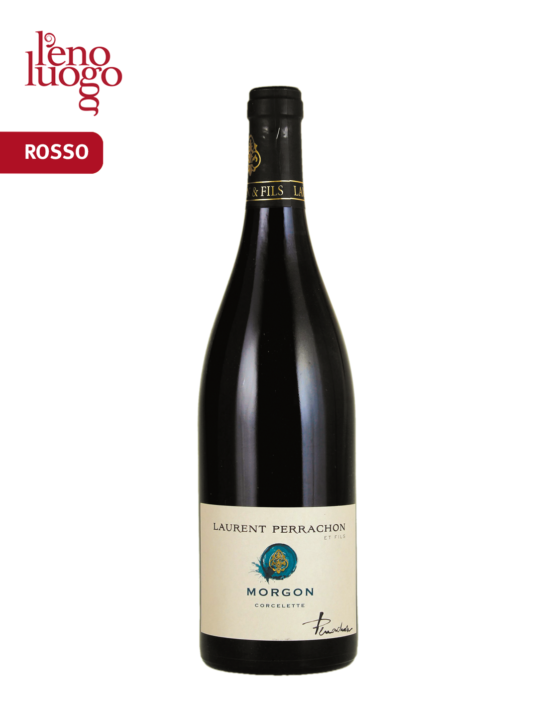 Corcelette Beaujolais Morgon 2018 - Laurent Perrachon