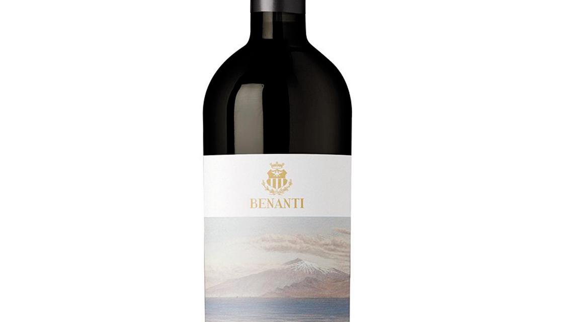 Pietra Marina, Etna Bianco Superiore Doc 2016 – Benanti