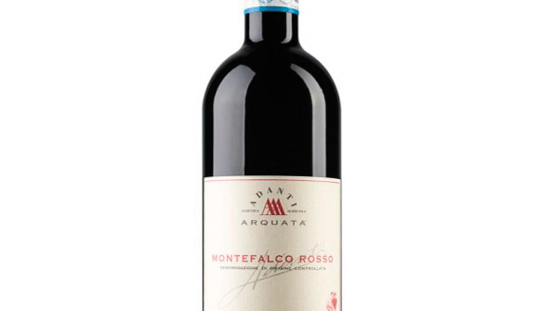 Montefalco Rosso Doc 2016 – Adanti