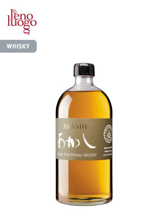 Single Malt Japanese Whisky - Akashi