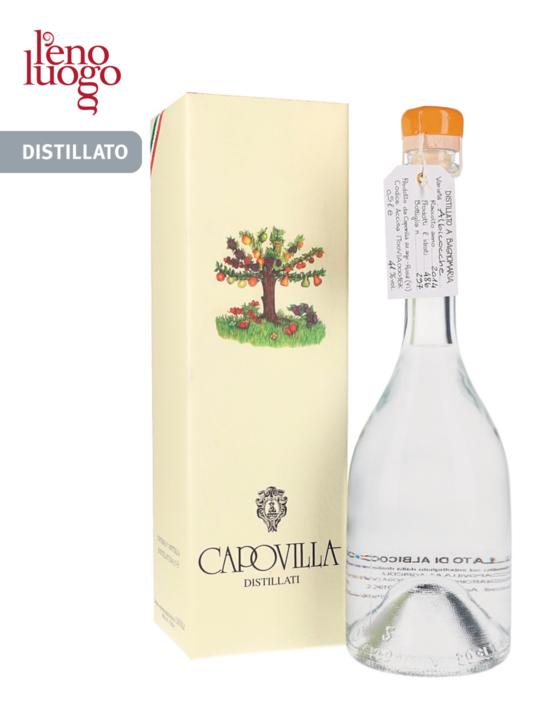 Distillato di albicocche - Capovilla