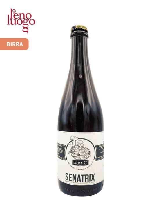 Senatrix, Blanche à l'ancienne fermentata in anfora - Carrobiolo