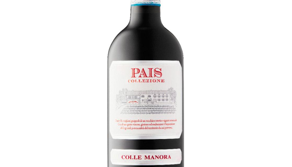 Pais, Barbera del Monferrato Doc 2019 - Colle Manora