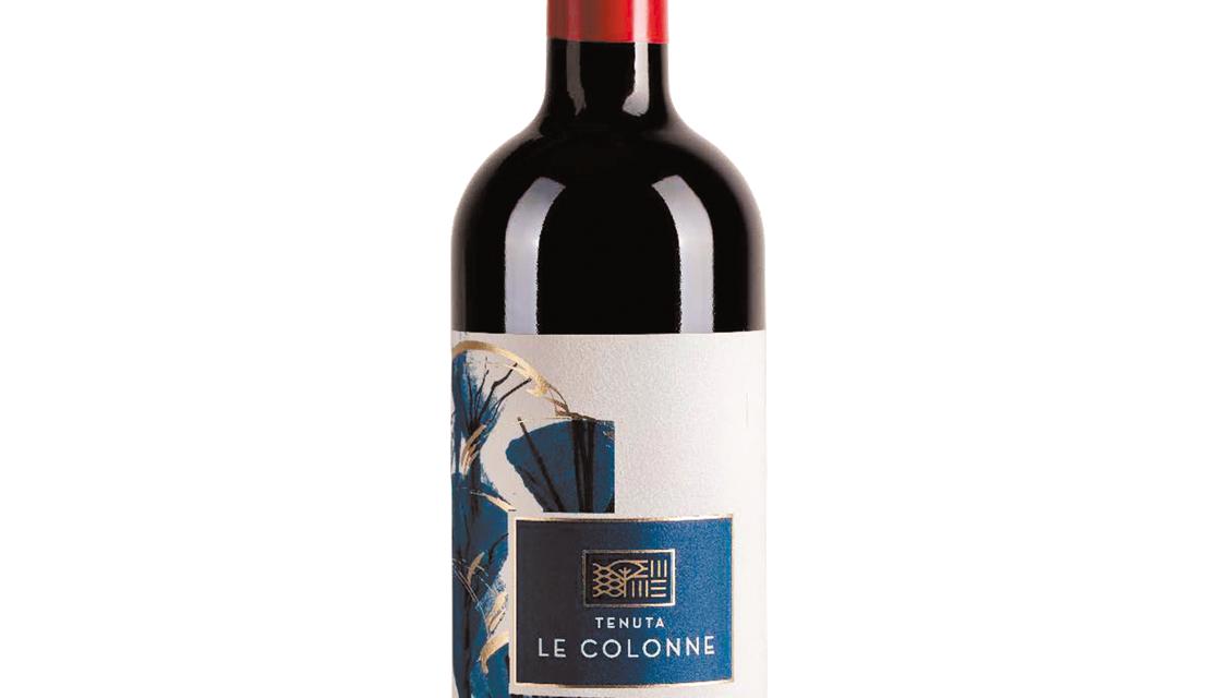 Tenuta Le Colonne, Plenum, Costa Toscana Rosso Igt 2018 - Dievole