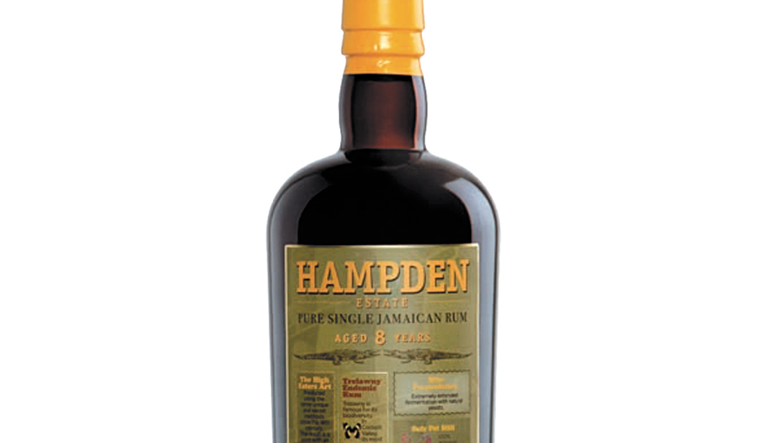 OWH 2012 Aged 8 Years, Pure Single Jamaican Rum - Hampden Estate