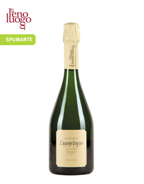 L'angélique, Champagne Verzy Grand Cru Extra Brut 2014 - Mouzon Leroux