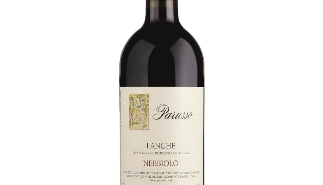 Langhe Nebbiolo Doc 2019 - Parusso