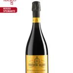 Rubino del Cerro, Reggiano Lambrusco Spumante Rosso Brut Doc - Venturini Baldini